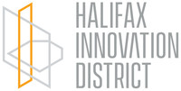 Logo: Halifax Innovation District (CNW Group/Halifax Partnership)