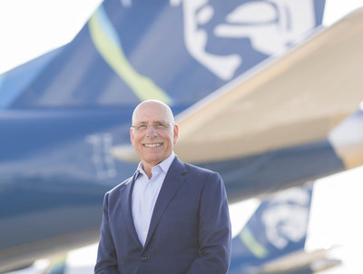 Gary Beck, executive vice president and chief operating officer of Alaska Airlines