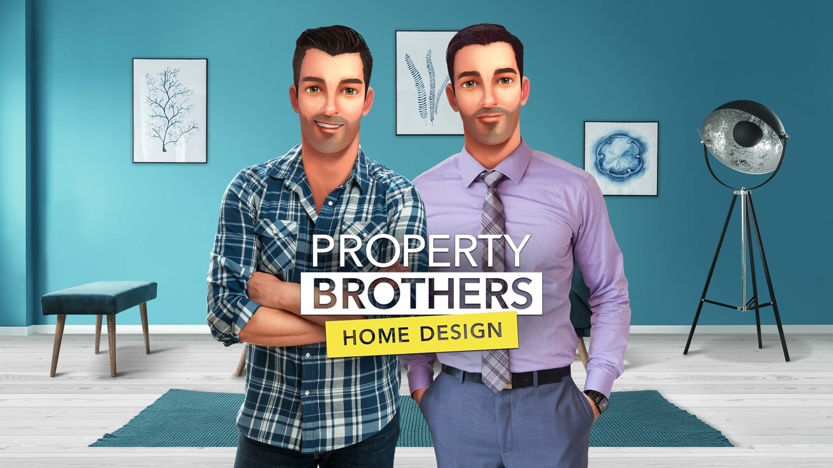 Drew And Jonathan Scott Give Home Enthusiasts The Goods To Design