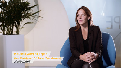 New Impartner case study video with CommScope VP of sales and channel enablement, Melanie Zevenbergen, outlines how the company turned to Impartner PRM and Microsoft Dynamics 365 for rapid digital transformation of their direct and indirect sales management process.