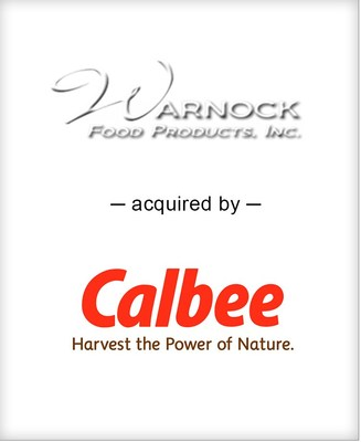 Brown Gibbons Lang & Company (BGL) is pleased to announce the sale of Warnock Food Products, Inc. (Warnock) to Japanese snack food maker Calbee, Inc. (Calbee) (TSE: 2229). BGL's Food & Beverage team, led by Dan Gomez, served as the exclusive financial advisor to Warnock in the transaction.