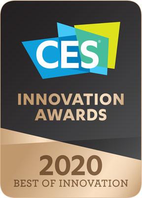 CES 2020 Innovation Awards (CNW Group/LG Electronics Canada)