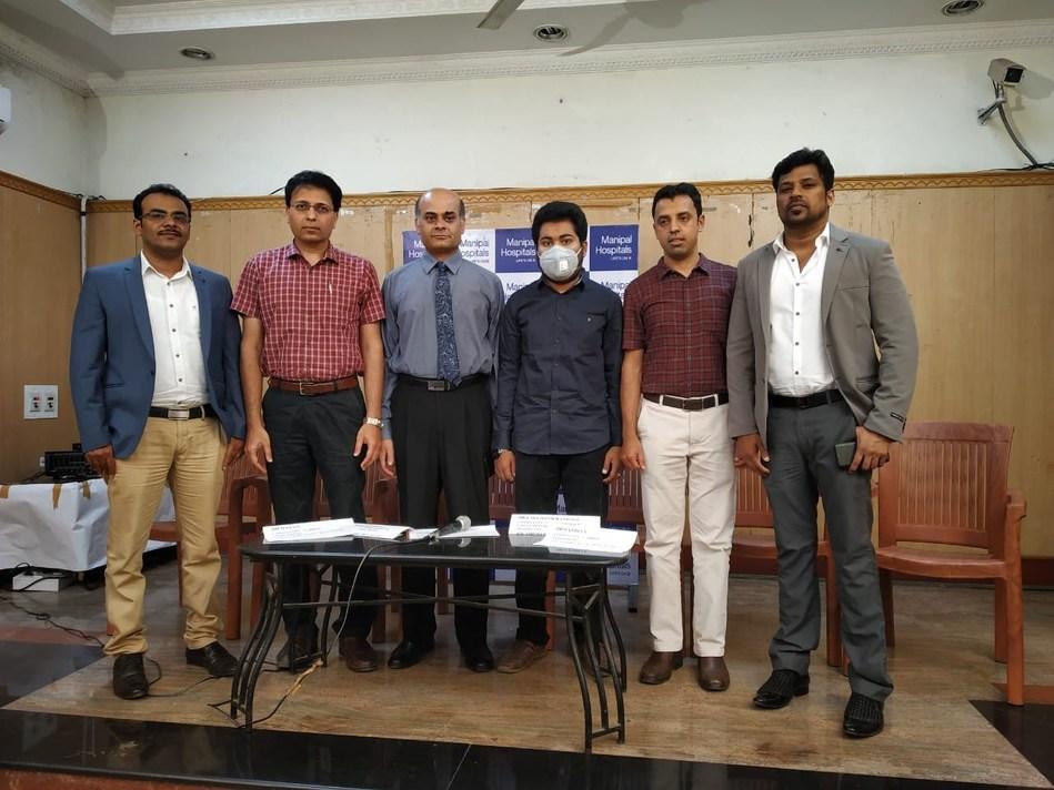 Heart Transplant Surgeons At Manipal Hospitals Bangalore