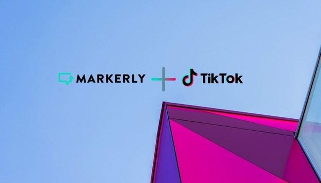 Influencer marketing software Markerly now supports TikTok