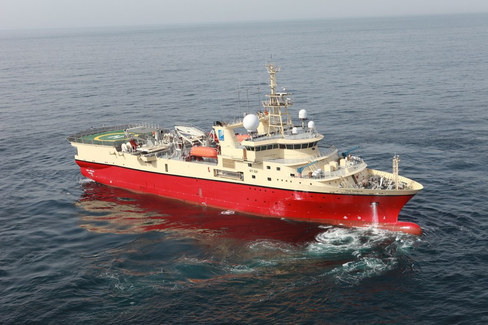 PGS Apollo (CNW Group/Africa Energy Corp.)