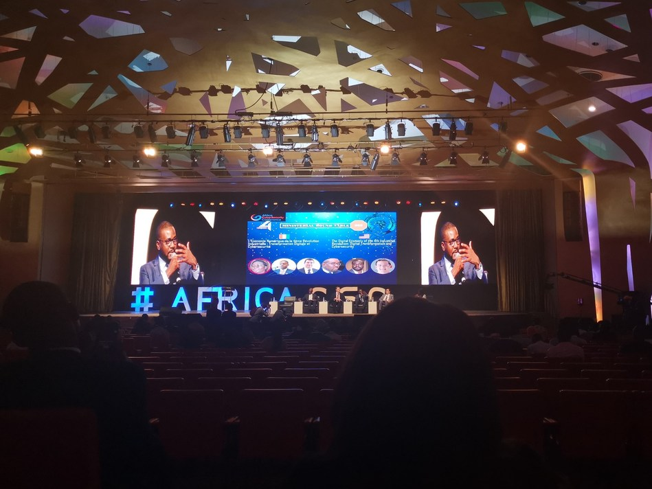 Absen LED Displays Employed at Africa CyberSecurity Conference