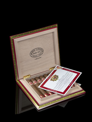 Habanos, S.A. Presents Its World Preview of the Romeo y Julieta Maravillas 8, an Exclusive Edition to Celebrate the Chinese New Year