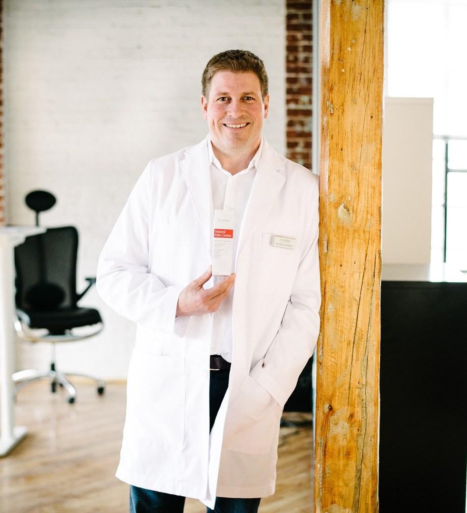 Dr. Andrew Kerklaan- Founder, Dr. Kerklaan Therapeutics