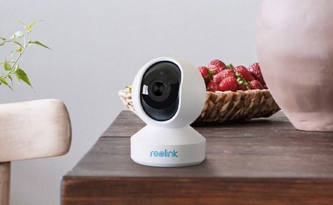 Reolink E1 Zoom 5MP PTZ Wi-Fi Smart-Home Security Camera