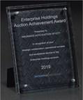 Enterprise Holdings Recognizes 2019 Auction Achievement Award Winners