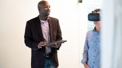 Disruptive tech entrepreneur joins fast-growing fintech startup