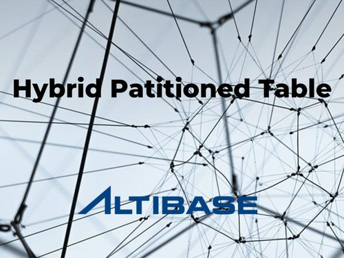 Altibase is a highly scalable open source databas