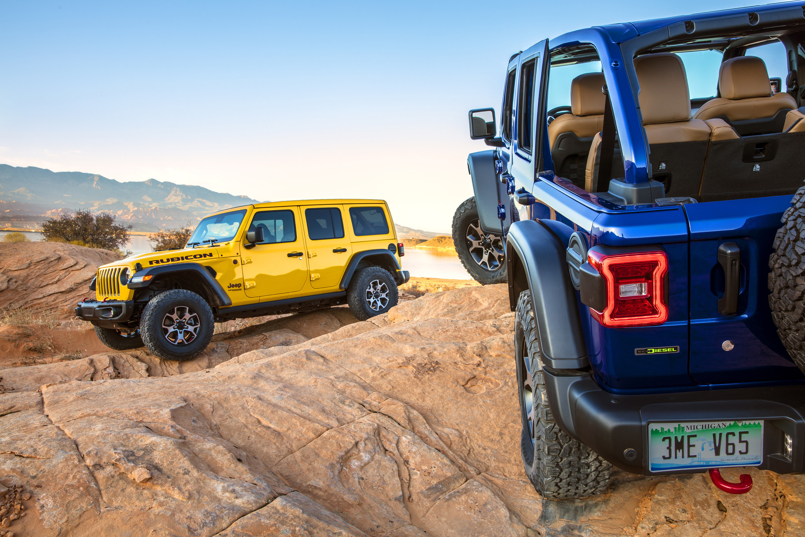 New 2020 Jeep Wrangler Ecodiesel Ultimate Fuel Efficiency And