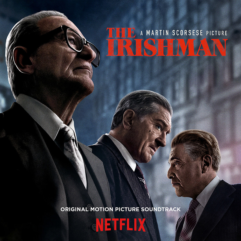 The Irishman (Original Motion Picture Soundtrack) available everywhere now
