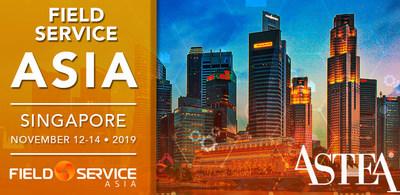 Astea International赞助Field Service Asia 2019