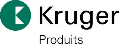 Logo : Produits Kruger (Groupe CNW/Kruger Inc.)