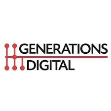 Generations Digital logo