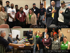 Woodforest National Bank And PeopleFund Introduced Woodforest Foundry To Texas Veterans Aspiring To Open A Small Business