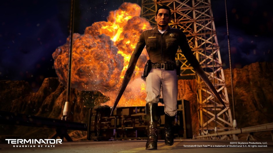 Terminator®: Guardian of Fate courtesy of VRstudios