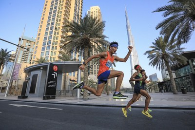 Dubai Run 30x30