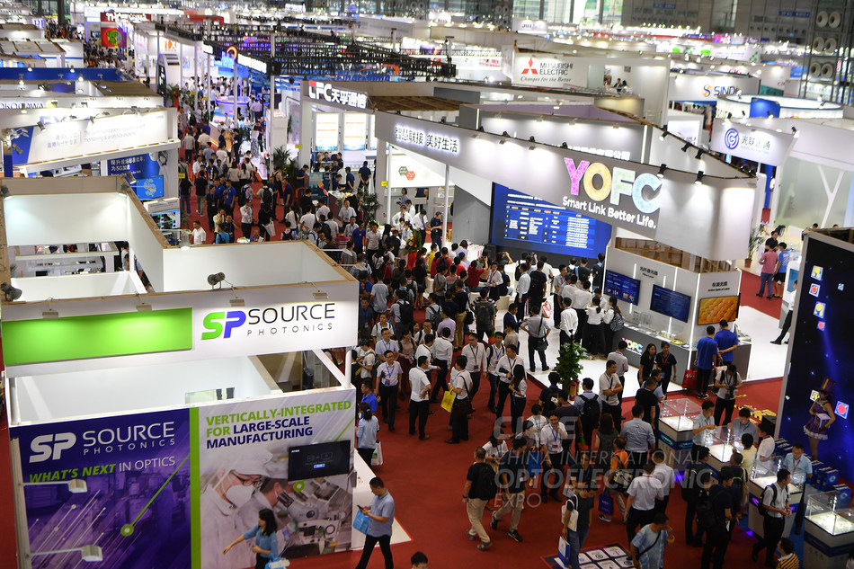 CIOE 2019 Light technology exhibition