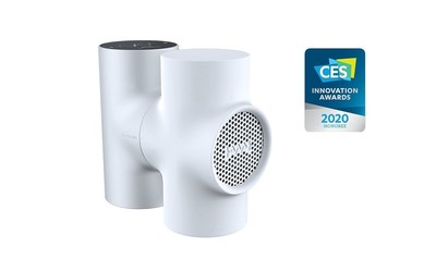 THE.WAVE.TALK was named a CES Innovation honoree in the Home Appliances category at CES Innovation Awards 2020.