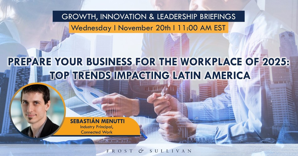 Prepare Your Business for the Workplace of 2025: Top Trends Impacting Latin America