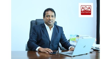 Mr. Madhawa Madawala, Executive Director and COO, at Derana TV