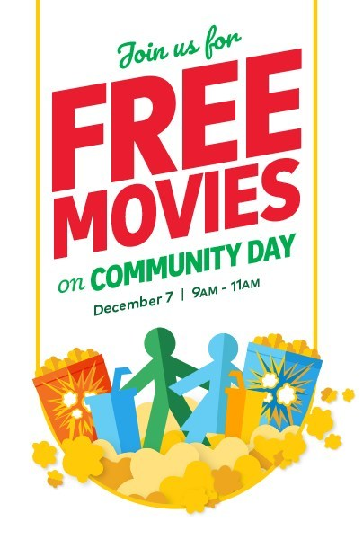 Cineplex Community Day (CNW Group/Cineplex)