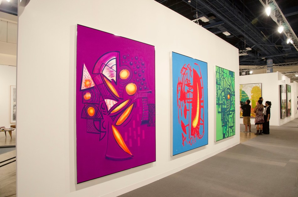 Miami Beach welcomes once again Art Basel, the largest Art Fair in the world. Art Basel offers visitors from across the globe access to galleries from North America, Latin America, Europe and Asia, showing noteworthy work from modern masters of contemporary art, as well as a new generation of emerging stars. (Photo Credit: Art Basel)