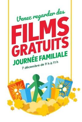 Journée familiale de Cineplex (Groupe CNW/Cineplex)