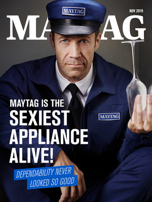 Maytag is the Sexiest Appliance Alive!