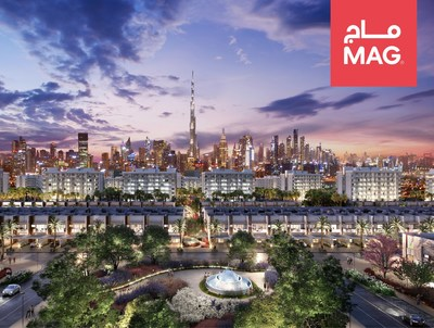 Unique opportunity to purchase a fully furnished tax-free  apartment in Dubai for less than $48 per day, MAG City by MAG development 8 minutes away from the tallest tower in the world