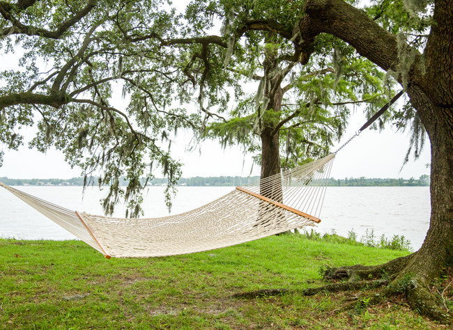 The Original Pawleys Island Rope Hammock