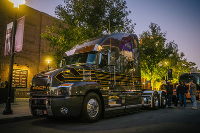 The Mack Anthem® at Camp Southern Ground's 8th Annual Night of Candles