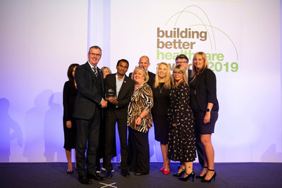 Royal Stoke University Hospital and Sky Medical Technology Ltd Win Award for Use of Ground Breaking Blood Clot Prevention Technology