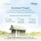 CMG Financial Now Offers Freddie Mac BorrowSmart Program