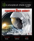 Sara Kopamees interviews the Canadian Space Agency for Canadian Industry magazine