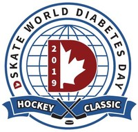 Dstake World Diabetes Day Hockey Classic (CNW Group/DSkate)