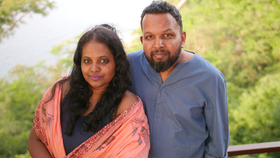 Artist duo Hari & Deepti were selected as the latest Four Seasons Envoys from more than a thousand applicants.