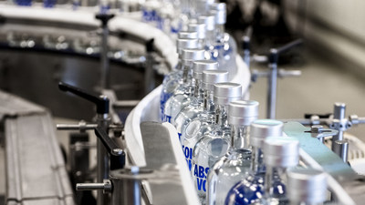 Siemens Opcenter Execution Process can help The Absolut Company to increase traceability, to manage orders more efficiently and to monitor production in real time.