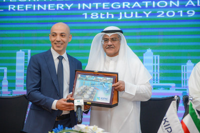 The agreement was signed in Kuwait by Rachad Abdallah, president for Honeywell in Kuwait, and Hatem Al-Awadhi, acting CEO of KIPIC.