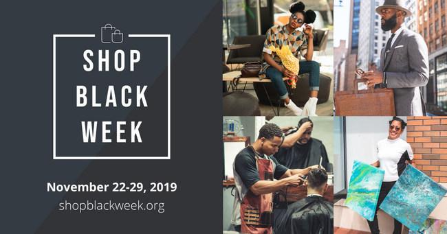 Shop Black Week - Support Black-Owned Businesses
