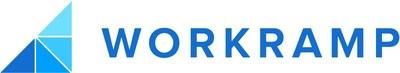 WorkRamp Logo (PRNewsfoto/WorkRamp)