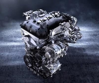 Motor ACTECO 1.6TGDI de terceira geração da Chery (PRNewsfoto/Xinhua Silk Road Information)