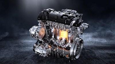 Motor da Chery (PRNewsfoto/Xinhua Silk Road Information)