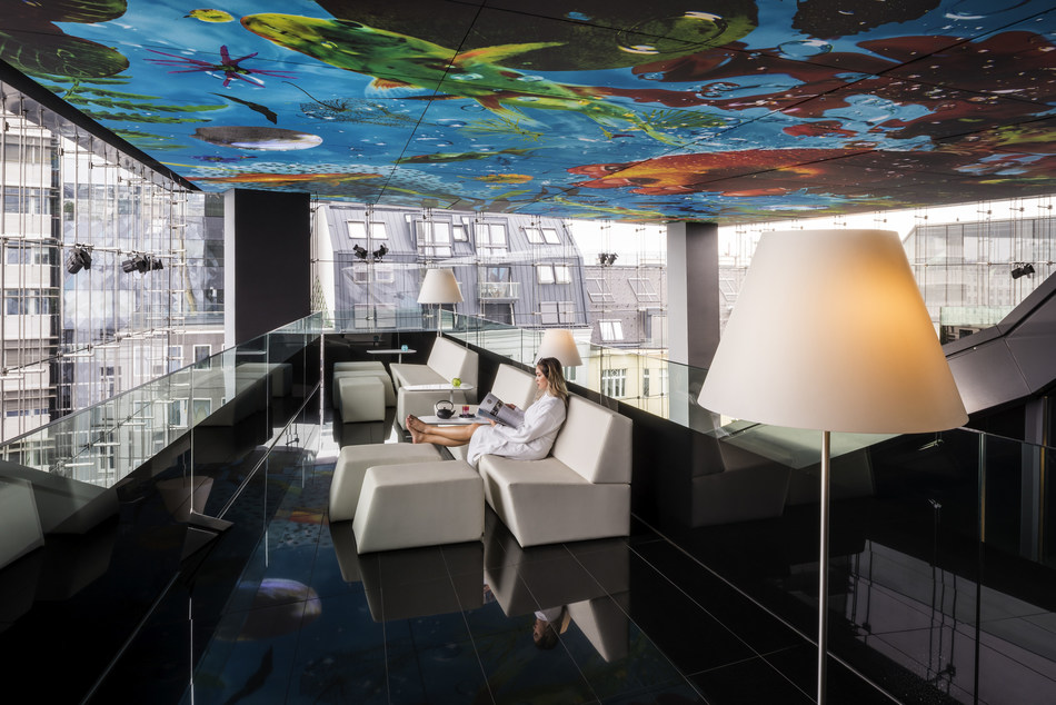 The new SO/ Wellness Experience has launched at SO/ Vienna, where program concepts are being piloted in advance of a future global roll-out. (CNW Group/SO/ Hotels & Resorts)