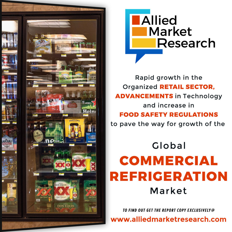 Energy efficient products will boom the commercial refrigeration market globally