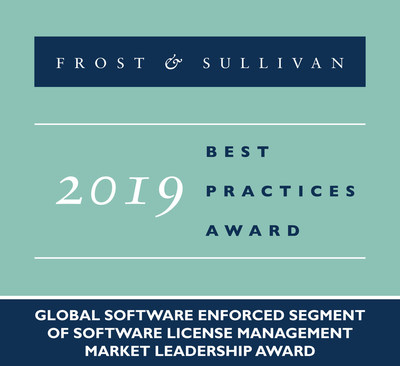 Flexera Applauded by Frost & Sullivan for Being a Leader in Software-Enforced Software Licensing