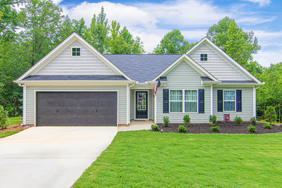 The Etheridge Plan by EMC Homes took home a Gold OBIE Award